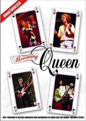Becoming Queen Online DVD Rental