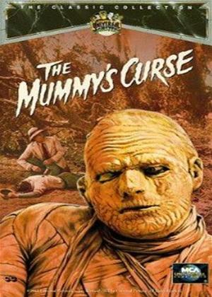 Rent The Mummy's Curse Online DVD Rental