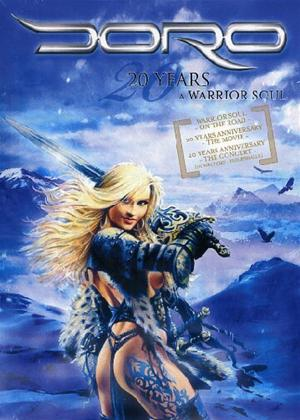 Doro: Warrior Soul: 20th Anniversary Online DVD Rental