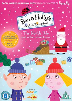 Rent Ben and Holly's Little Kingdom: The North Pole Online DVD Rental