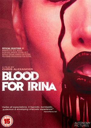 Rent Blood for Irina Online DVD Rental