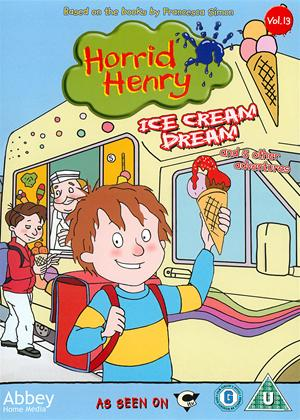 Rent Horrid Henry: Ice Cream Dream Online DVD Rental