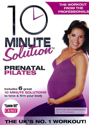 10 Minute Solution: Prenatal Pilates Online DVD Rental