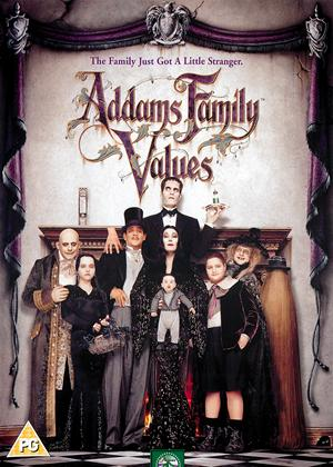 Addams Family Values Online DVD Rental