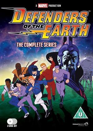 Rent Defenders of the Earth: Series Online DVD Rental