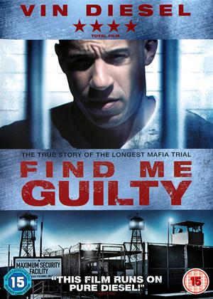 Find Me Guilty Online DVD Rental