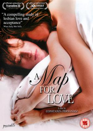 A Map for Love Online DVD Rental