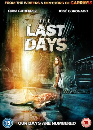 The Last Days Online DVD Rental