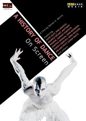 Rent A History of Dance on Screen Online DVD Rental