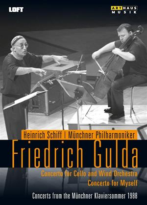 Rent Friedrich Gulda: Concerto for Cello and Wind Orchestra/Concert for Myself Online DVD Rental