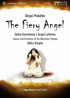 Rent The Fiery Angel: Mariinsky Theatre (Gergiev) Online DVD Rental