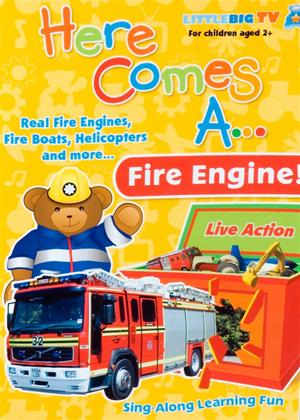 Here Comes a Fire Engine Online DVD Rental