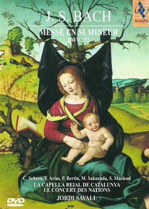 Rent Bach: Mass in B Minor: Live in Fontfroide Abbey Online DVD Rental