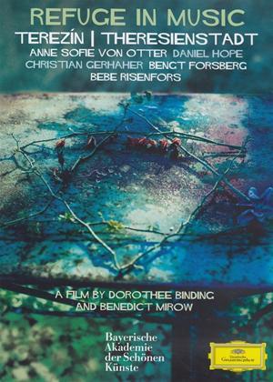 Rent Terezín - Refuge in Music Online DVD Rental
