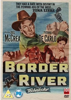 Border River Online DVD Rental