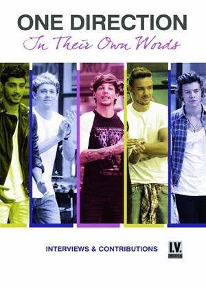 One Direction: In Their Own Words Online DVD Rental