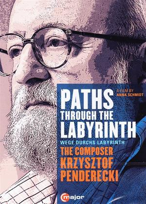 Paths Through the Labyrinth: The Composer Krzyszrof Penderecki Online DVD Rental