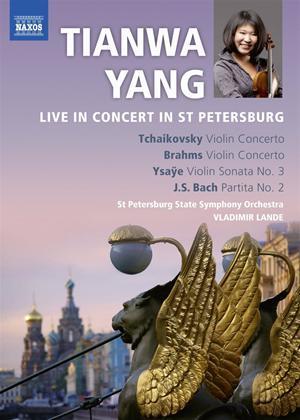 Rent Tianwa Yang: Live in Concert in St Petersburg Online DVD Rental