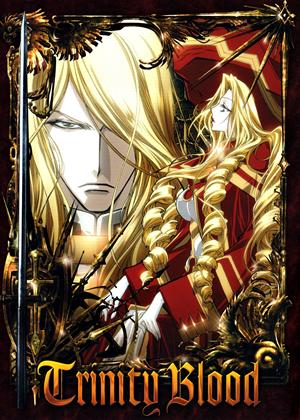 Trinity Blood Online DVD Rental