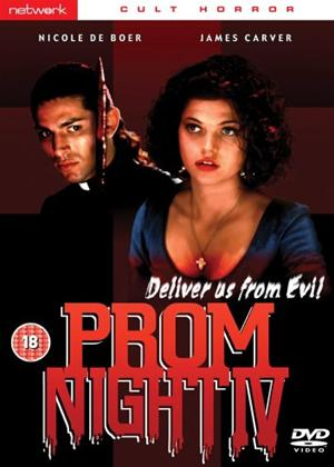 Prom Night 4: Deliver Us from Evil Online DVD Rental