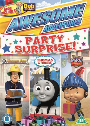 Awesome Adventures: Party Surprise Online DVD Rental