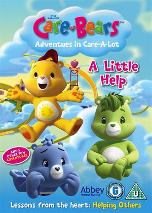 Care Bears Online DVD Rental