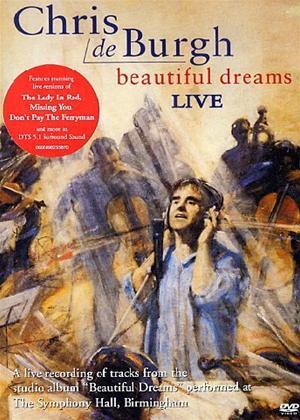 Chris De Burgh: Beautiful Dreams: Live Online DVD Rental