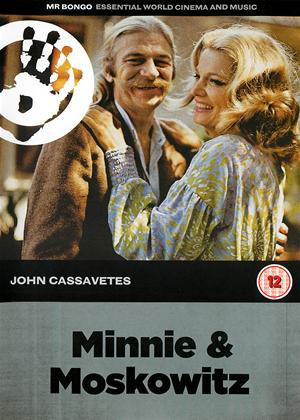 Rent Minnie and Moskowitz Online DVD Rental