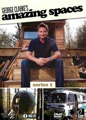 George Clarke's Amazing Spaces: Series 1 Online DVD Rental