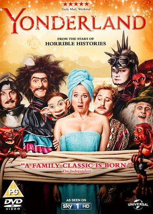 Rent Yonderland: Series 1 Online DVD Rental