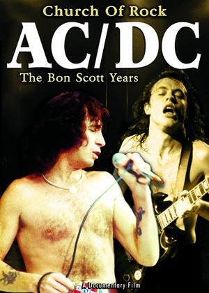 Rent AC/DC: Church of Rock-Bon Scott Years Online DVD Rental