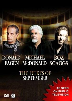 The Dukes of September: Live Online DVD Rental