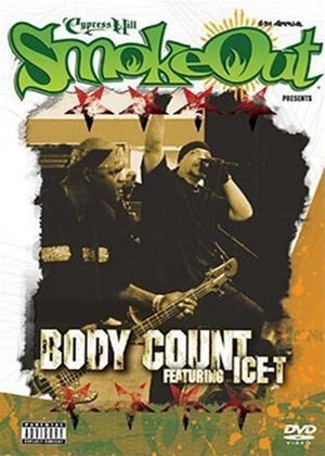Body Count Featuring Ice T: The Smoke Out Festival Presents Online DVD Rental