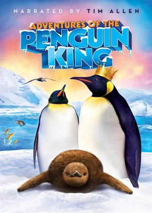 Rent Adventures of the Penguin King Online DVD Rental