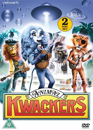 Rent Animal Kwackers: Series Online DVD Rental