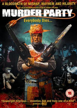 Rent Murder Party Online DVD Rental