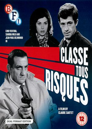 Rent Classe Tous Risques (aka The Big Risk) Online DVD Rental