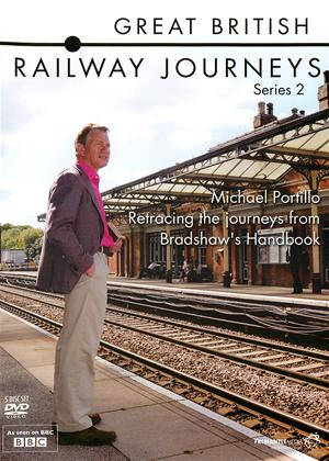 Great British Railway Journeys: Series 2 Online DVD Rental