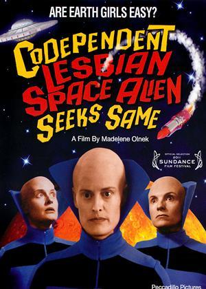 Codependent Lesbian Space Alien Seeks Same Online DVD Rental