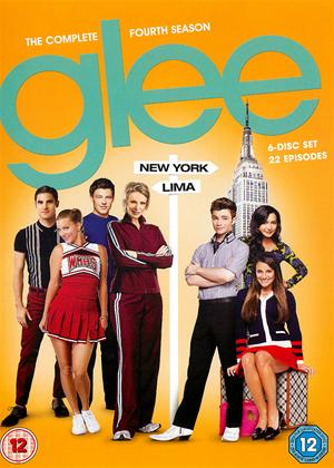 Glee: Series 4 Online DVD Rental