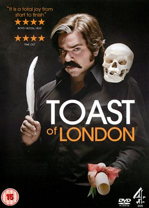 Toast of London: Series 1 Online DVD Rental