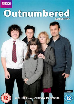 Outnumbered: Series 5 Online DVD Rental