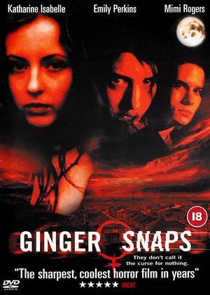 Ginger Snaps Online DVD Rental