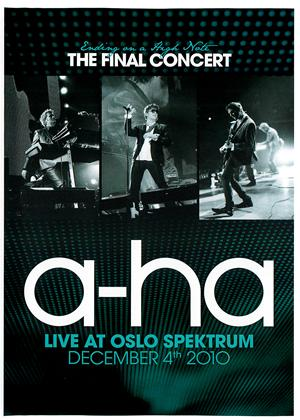 A-Ha: Ending on a High Note: The Final Concert Online DVD Rental