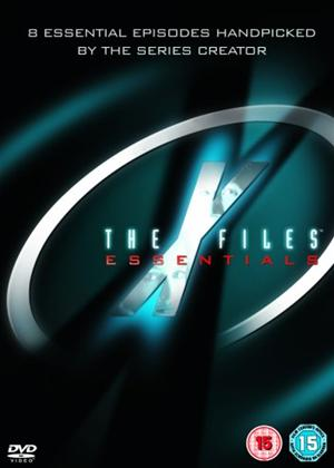 X Files: Essentials Online DVD Rental