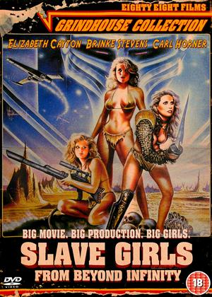 Slave Girls from Beyond Infinity Online DVD Rental