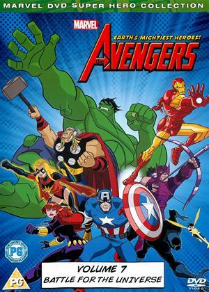 Rent The Avengers: Earth's Mightiest Heroes: Vol.7 Online DVD Rental