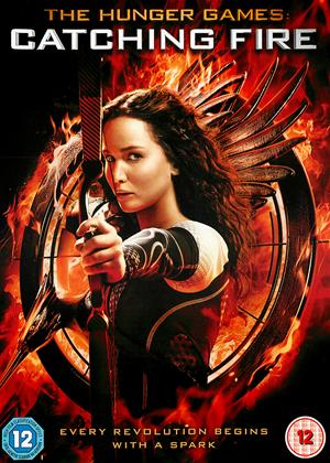 The Hunger Games: Catching Fire Online DVD Rental