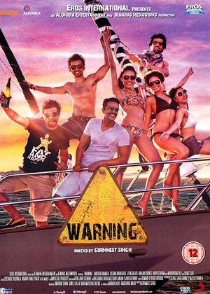 Warning Online DVD Rental