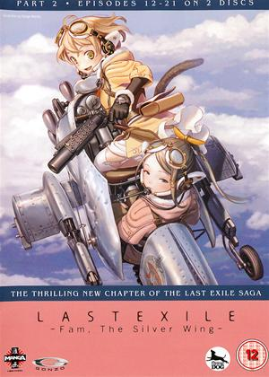 Last Exile: Fam, the Silver Wing: Part 2 Online DVD Rental